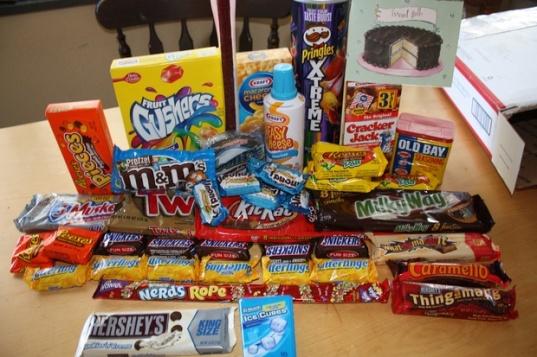 American-Snacks